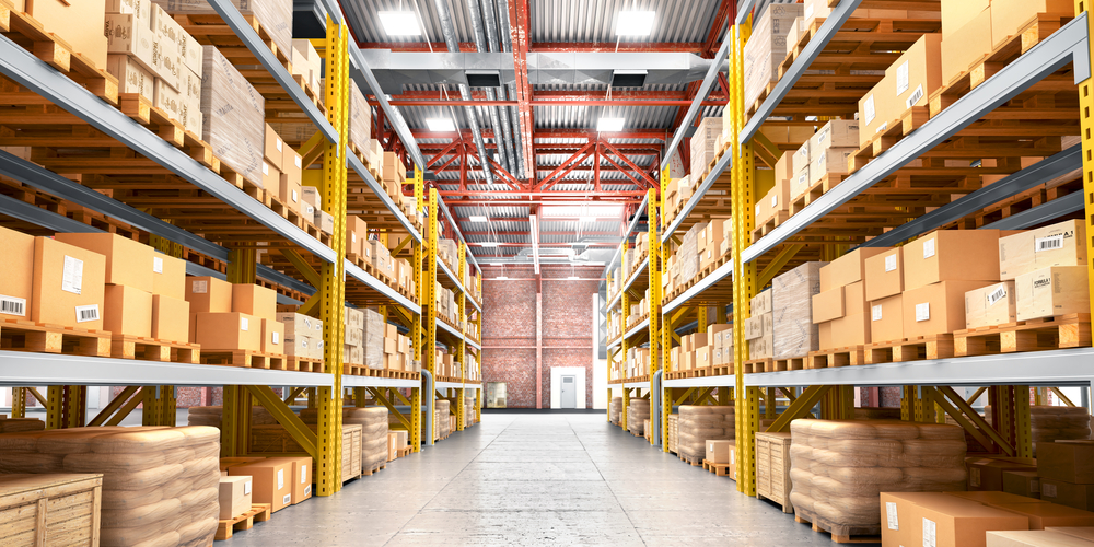Warehouse & Distribution Space Investment