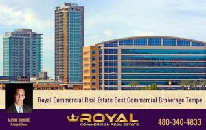 Royal Commercial Real Estate Best Commercial Brokerage Tempe