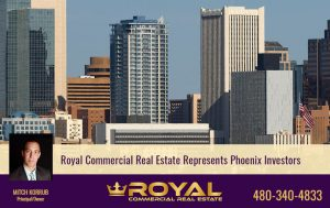 Royal Commercial Real Estate Represents Phoenix Investors