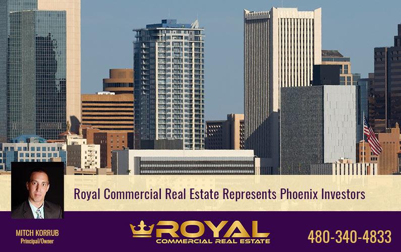 Royal Commercial Real Estate Represents Phoenix Investors