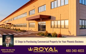 12 Steps to Purchasing Commercial Property for Your Phoenix Business