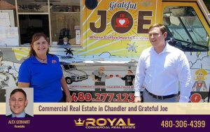 ommercial Real Estate Chandler Arizona - Grateful Joe asks about leasing or buying commercial real estate space